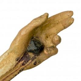 Corpo di Cristo in Legno Antichizzato
