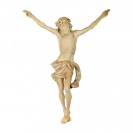 Corpo di Cristo Legno Brunito