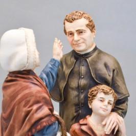 Don Bosco e Mamma Margherita