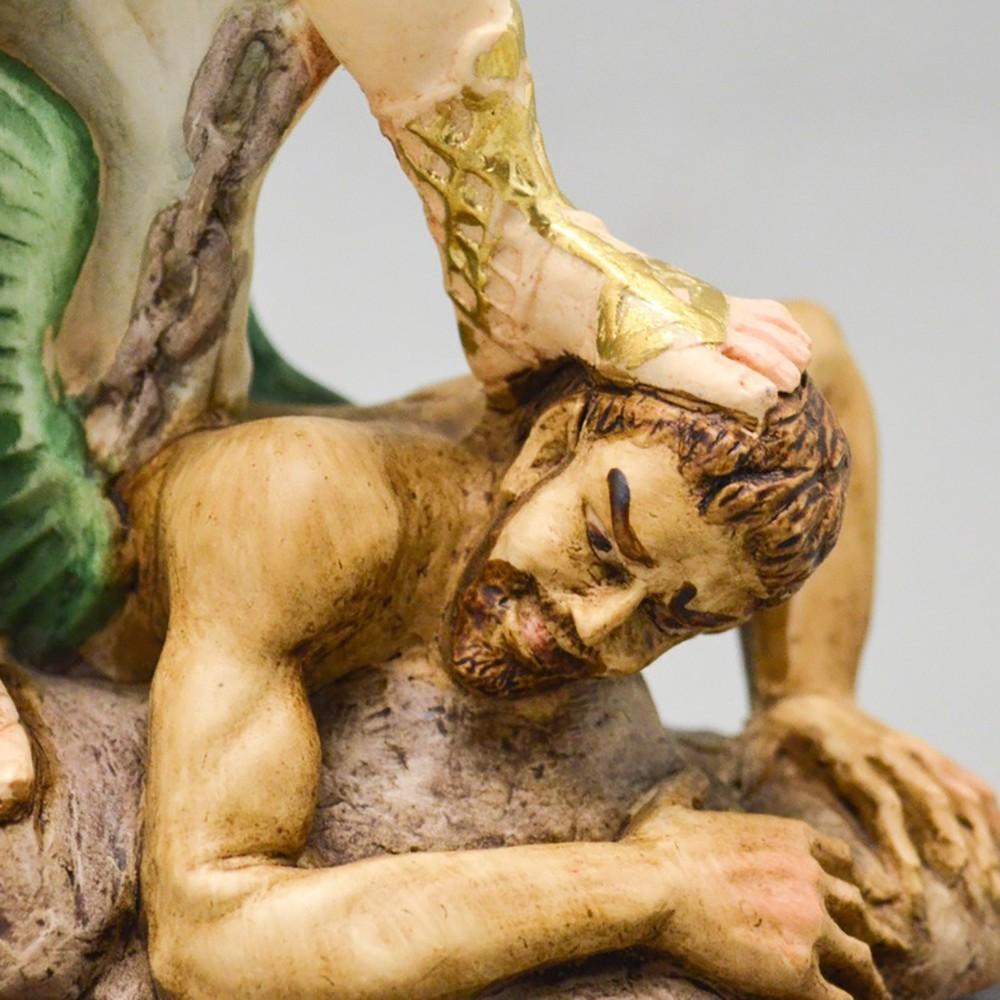 San Michele Arcangelo resina