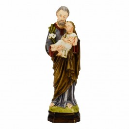 Statua San Giuseppe con Giglio