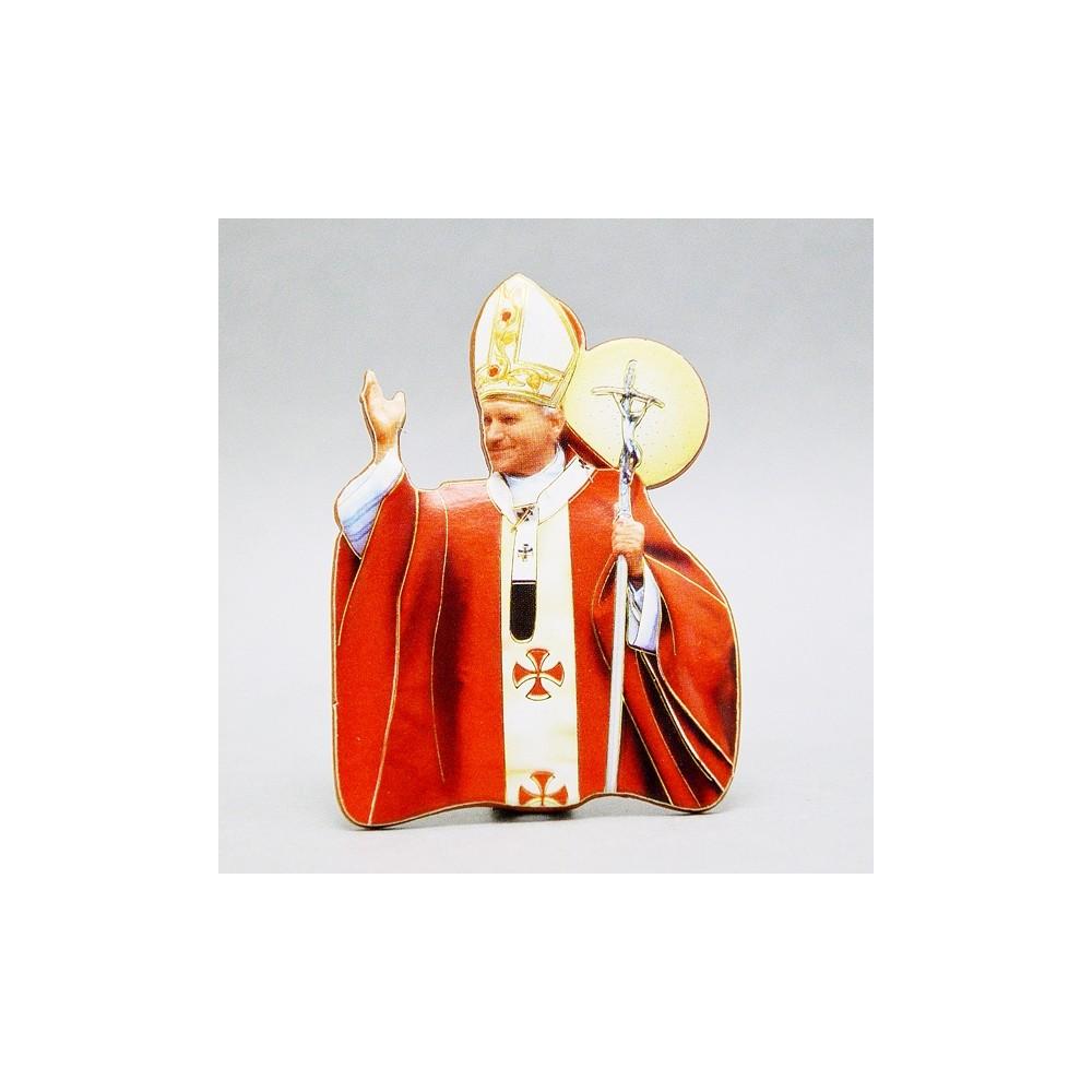 Calamita Papa Giovanni Paolo II