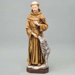 San Francesco d'Assisi c/Lupo