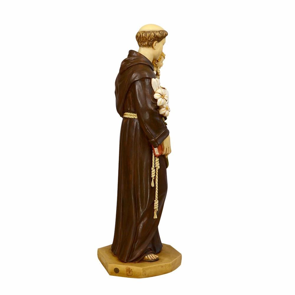 Statua Sant'Antonio da Padova Fontanini