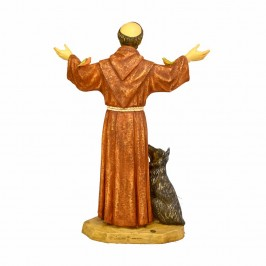 Statua San Francesco Fontanini