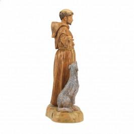 Statua San Francesco d'Assisi Fontanini