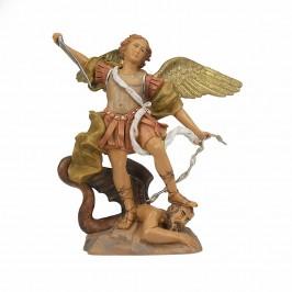 San Michele Arcangelo Fontanini 18 cm