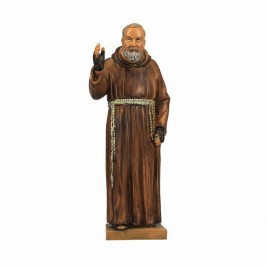 Statua Padre Pio Fontanini 17 cm