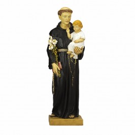Statua Sant'Antonio Fontanini 50 cm