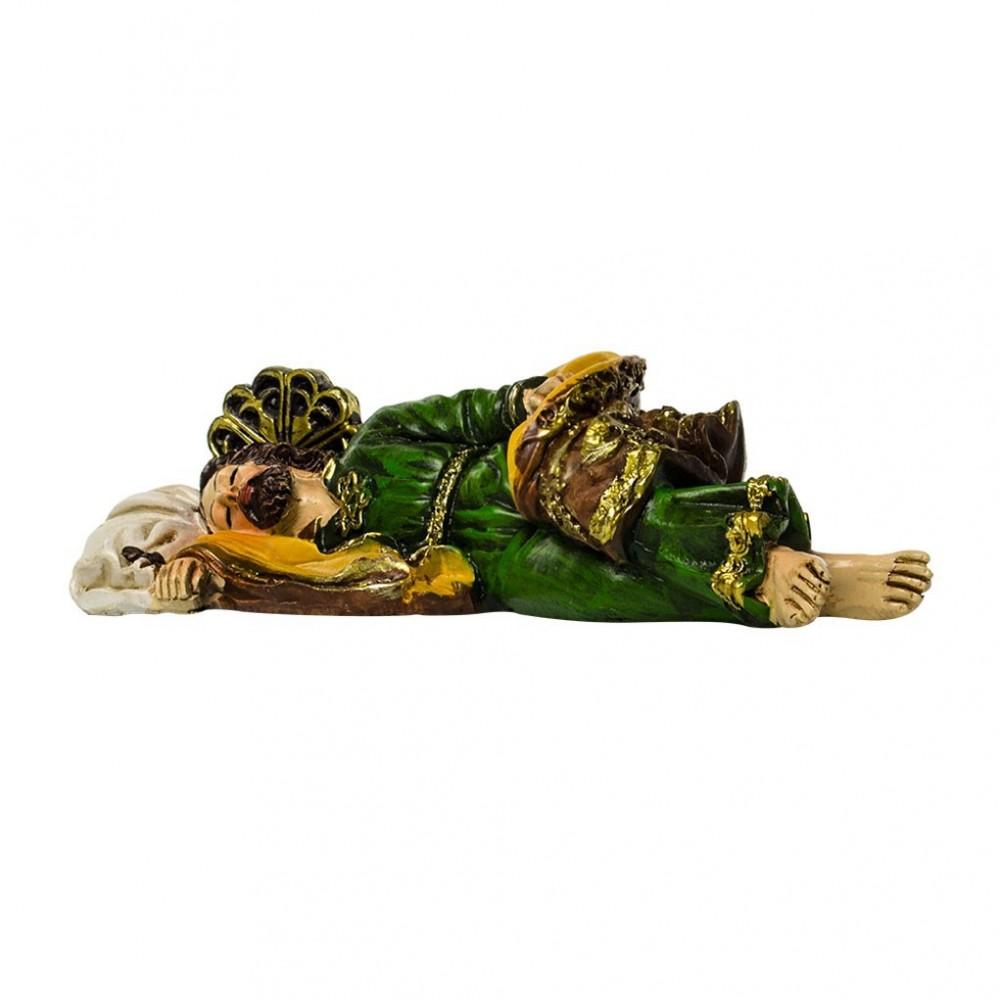 Statua San Giuseppe Dormiente 12 cm