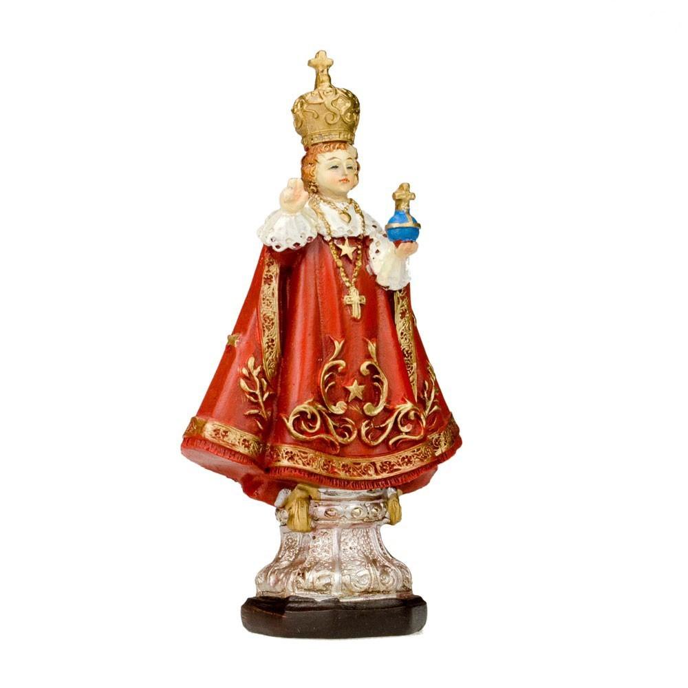 Statua Gesù Bambino di Praga in Resina