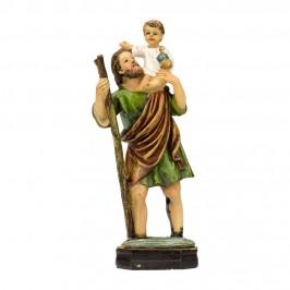 Statua San Cristoforo in Confezione Regalo