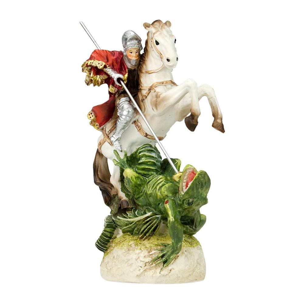 Statua San Giorgio in Confezione Regalo