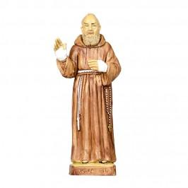 Statua San Pio in Pvc