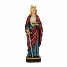 Statua Santa Dymphna