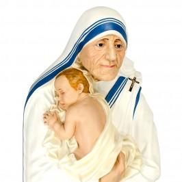 Statua Santa Teresa di Calcutta cm 150