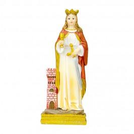 Statua Santa Barbara Confezione Regalo