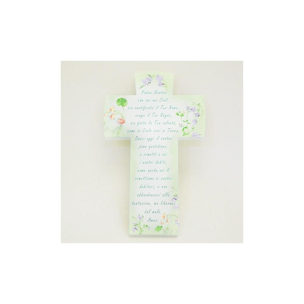 Croce Padre Nostro