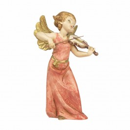 Angelo con Violino Fontanini cm15