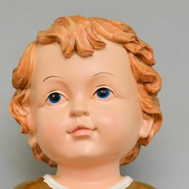 Gesù Bambino Vestito 28 cm
