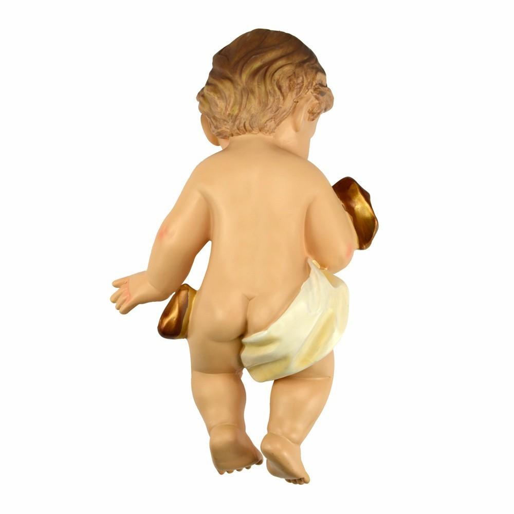 Gesù Bambino Con Panno cm 20 e 28