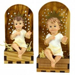 Gesù Bambino Seduto