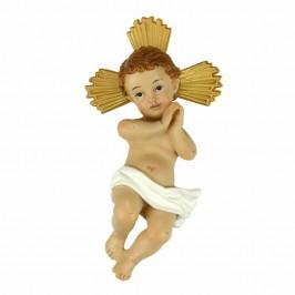 Gesù Bambino in Resina con Culletta