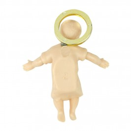 Gesù Bambino in Plastica