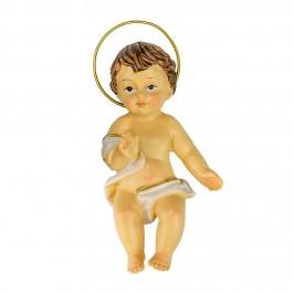 Gesù Bambino in Resina