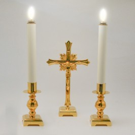 Set altare crocifisso