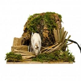 Cavallo Mangia la Paglia Landi 10 cm