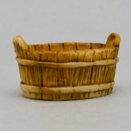 Tinozza Ovale H 2,5 cm