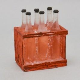 Cassetta di Bottiglie per Presepe