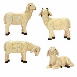 Set Pecore per Presepe