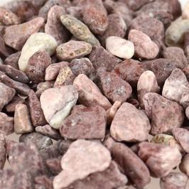 Ghiaia in Sassolini Marrone per Presepe