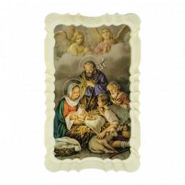 Santino Sacra Famiglia