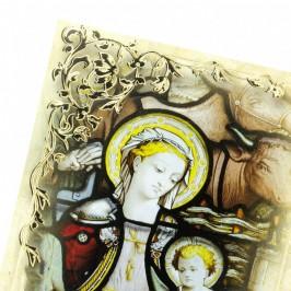 Immaginetta Gesù Bambino con Preghiera