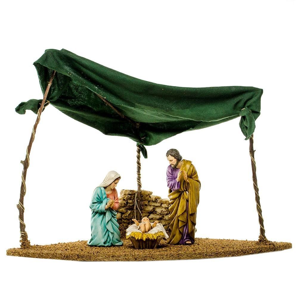 Tenda Araba con Muretto