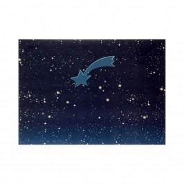 Cielo Luminoso con Stella Cometa