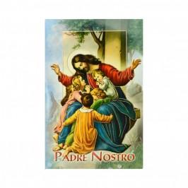 Libretto Preghiera Padre Nostro