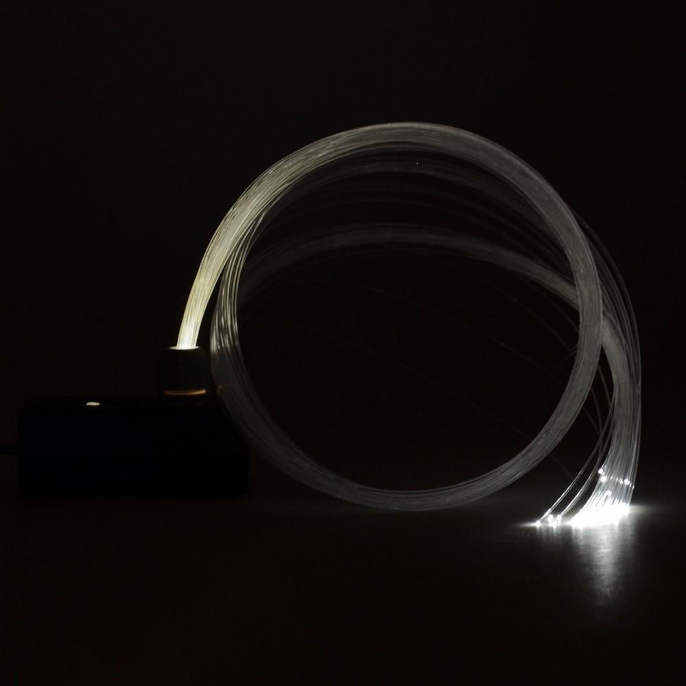 Fibra Ottica 1 m con Dissolvenza e Tremolio