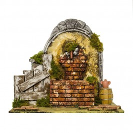 Fontana in Resina per Presepe