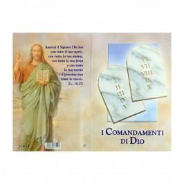 I Dieci Comandamenti di Dio