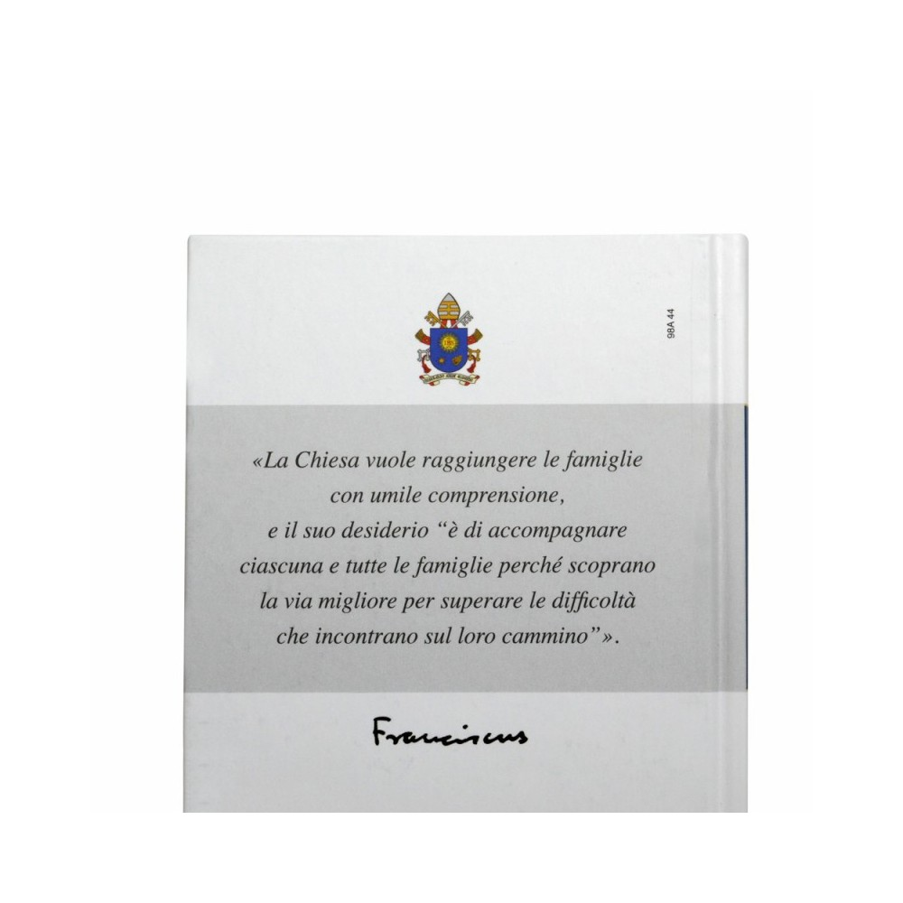 Amoris Laetitia Papa Francesco