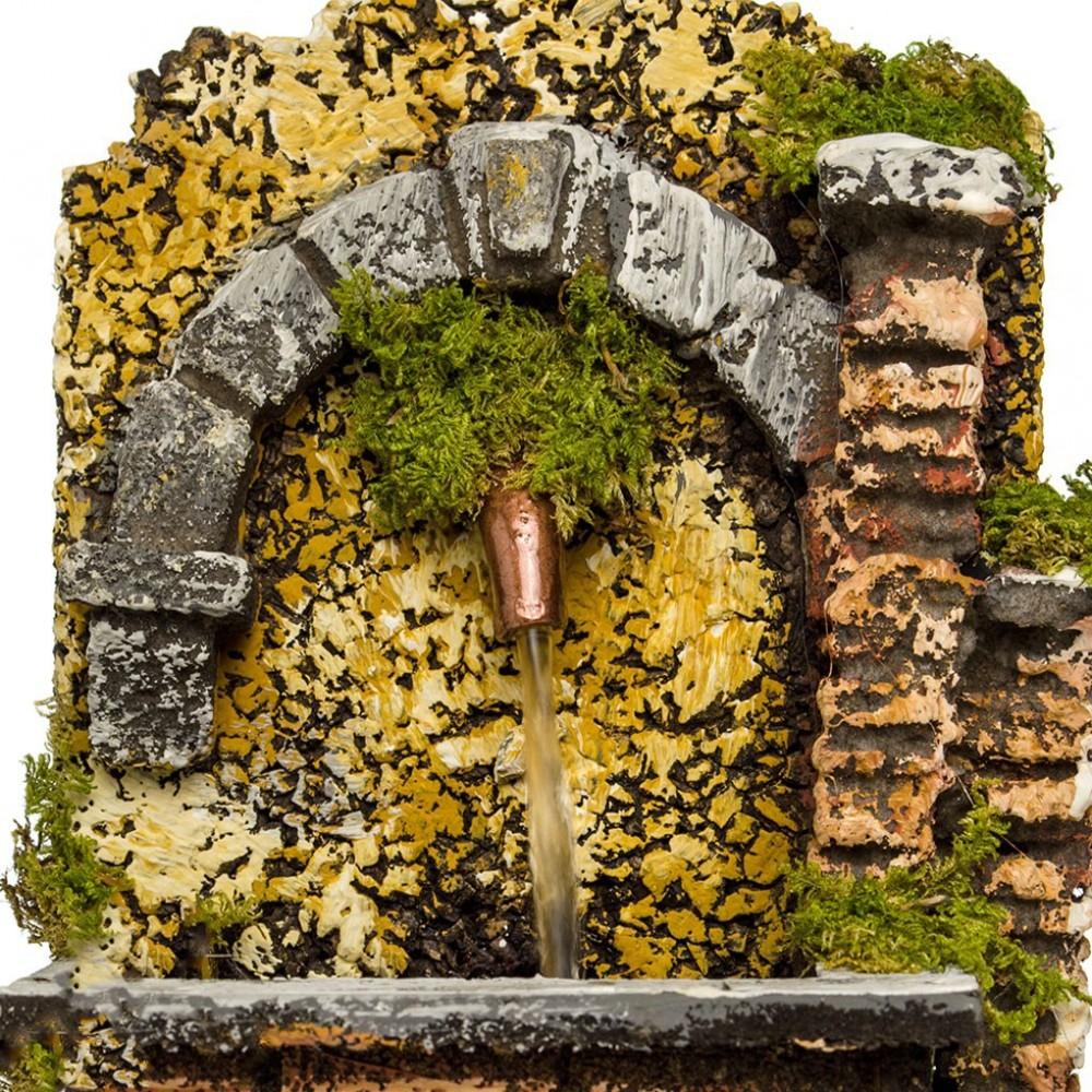 Fontana con Pompa per Presepe
