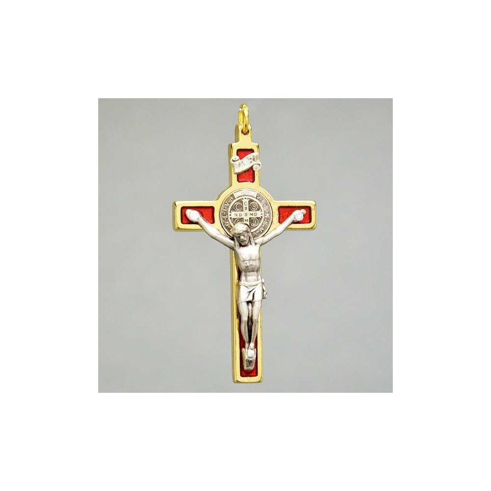Collana Croce San Benedetto