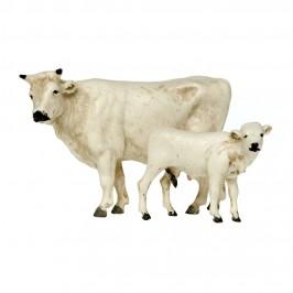 Mucca e Vitello Landi cm 8