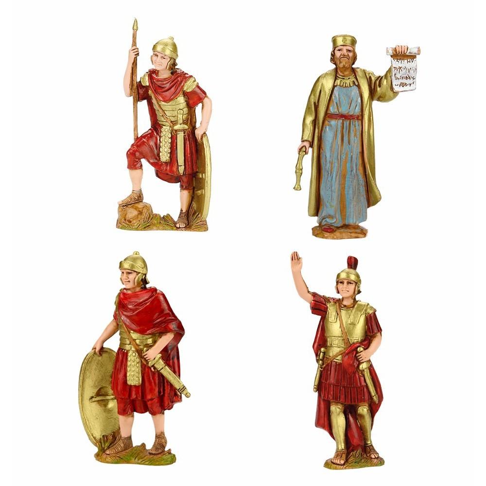 Re Erode con Soldati Landi cm 8