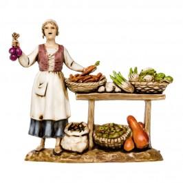 Statua Fruttivendola Landi
