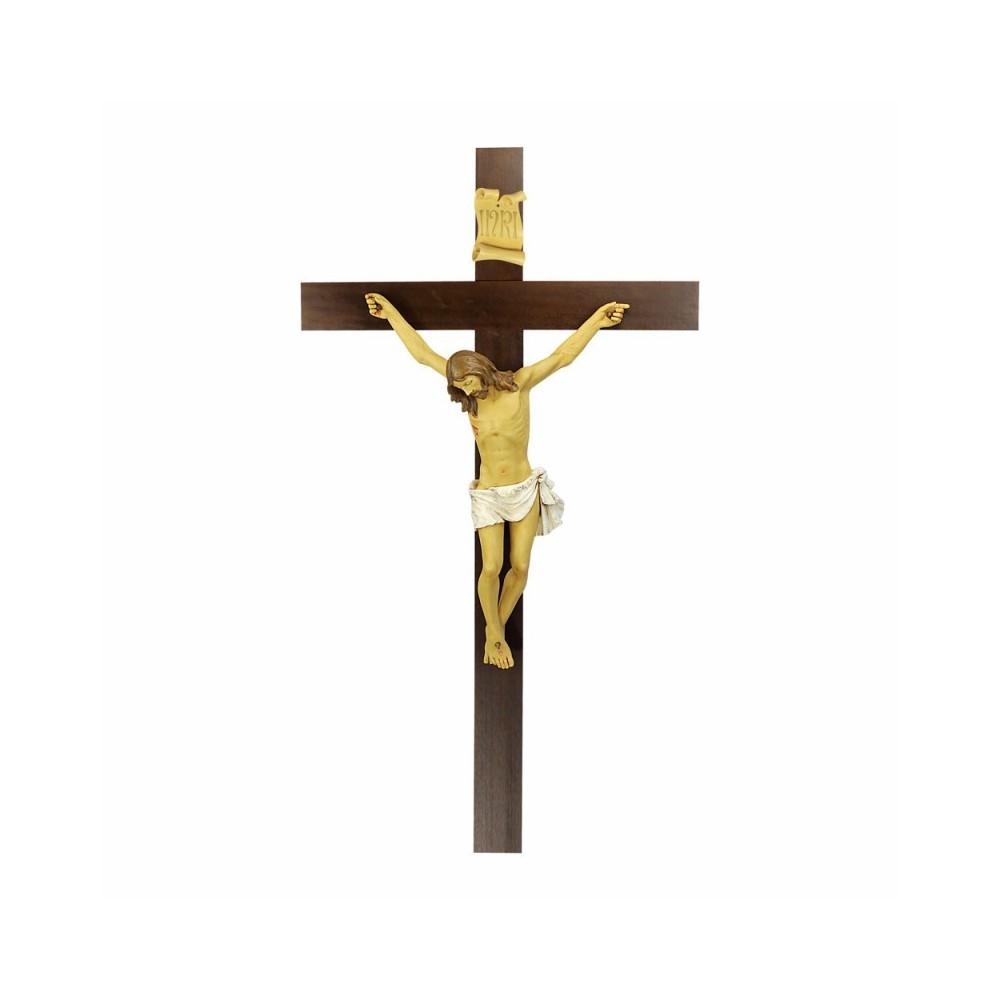 Crocifisso Legno Fontanini cm 180